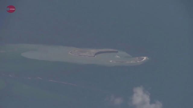 A apărut o nouă insulă. Cum s-a întâmplat asta