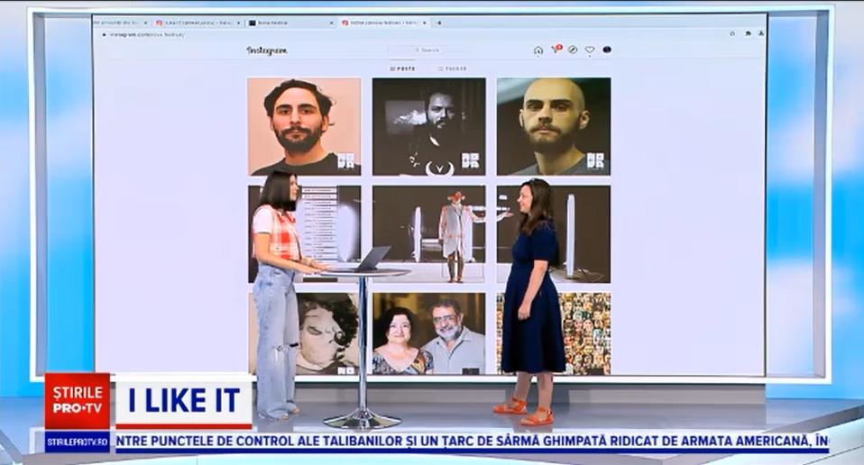 iLikeIT. Festival de artă digitală în București, unde se îmbină arta clasică și inteligența artificială