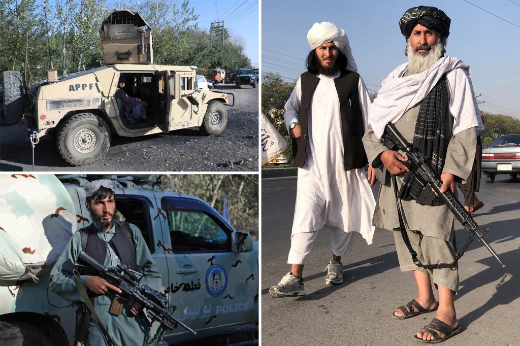 Moștenirea americană: Avioane și arme de ultimă generație, noul arsenal pe care au pus mâna talibanii
