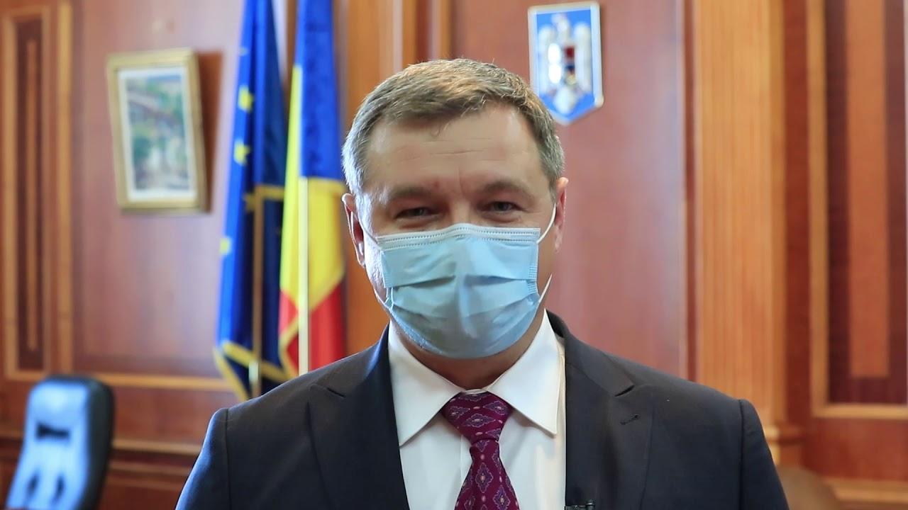 Ministrul Cercetării a adormit la o conferință de presă. Explicațiile oferite de Ciprian Teleman. VIDEO