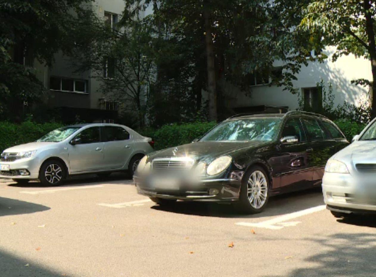 """20.000 de lei pentru închirierea unui loc de parcare în București. """"E un lucru pe care ţi-l doreşti"""""""