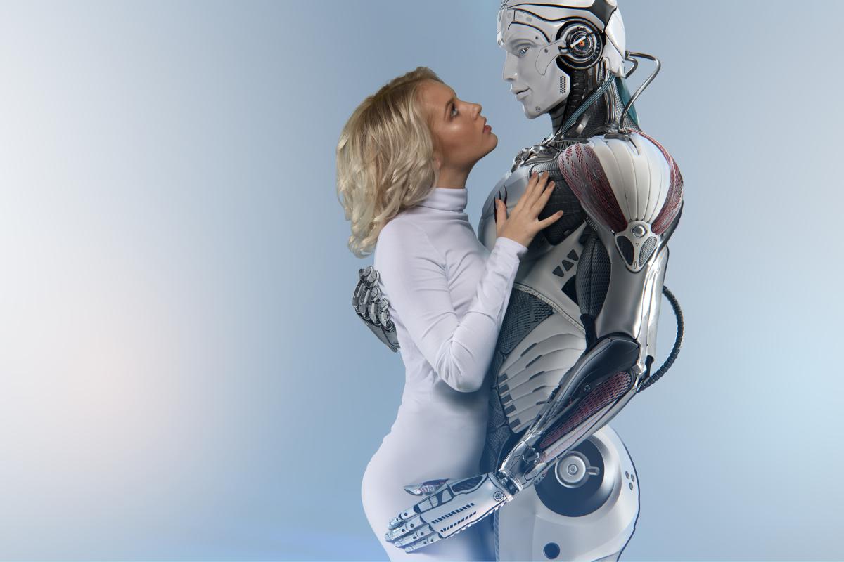 """Raport: Roboții sexuali dotați cu inteligență artificială pot deja """"simți"""" și purta conversații"""