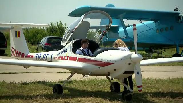 România, una dintre cele mai căutate țări pentru școlile de pilotaj. Avem aproape cele mai mici prețuri din Europa