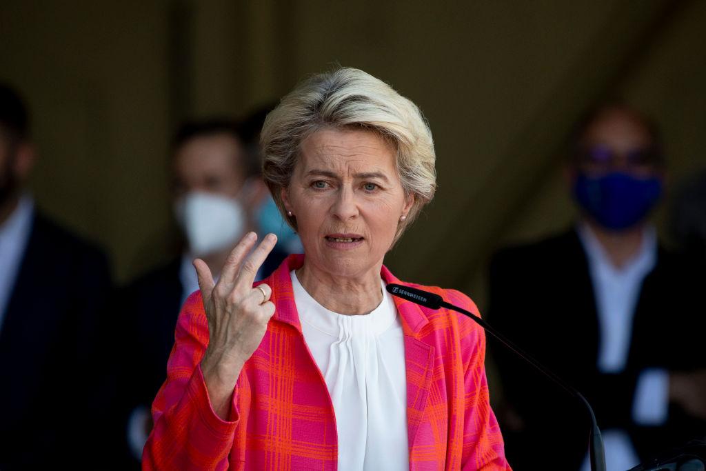 Ursula von der Leyen: Nu există discuţii politice cu talibanii, UE nu îi recunoaște