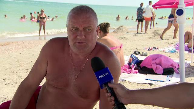 """Cât a plătit un turist ca să petreacă șase zile la Mamaia. """"Este un pic mai scump ca anul trecut"""""""