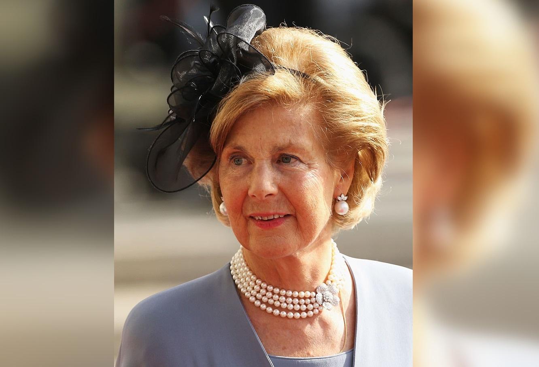 Prinţesa Maria de Liechtenstein a încetat din viaţă. A decretat doliu național pentru 7 zile