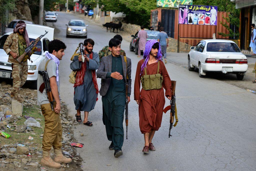 Talibanii anunţă că au trimis