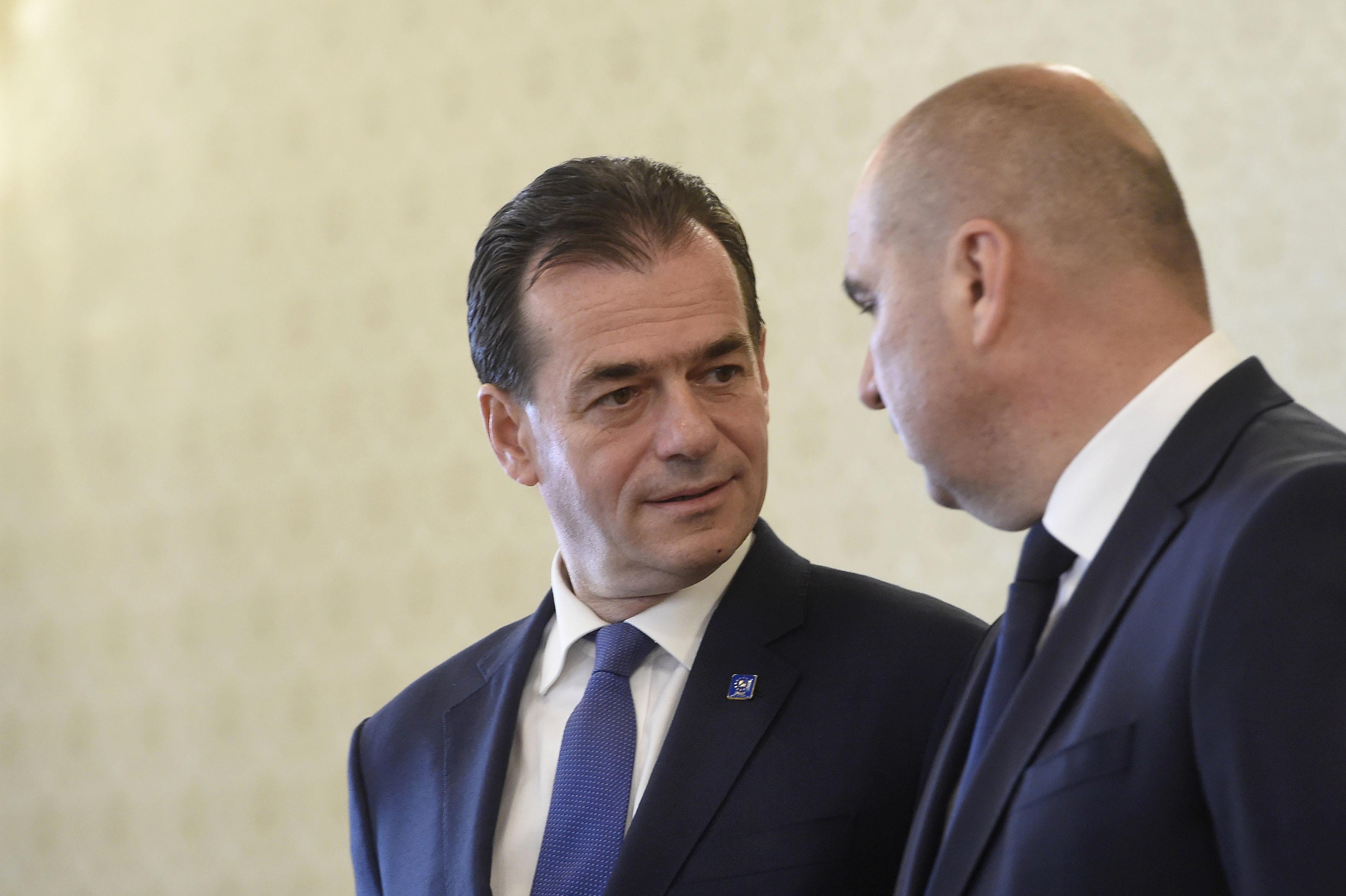 Veste bună pentru Ludovic Orban. PNL Bihor i-a aprobat moţiunea,