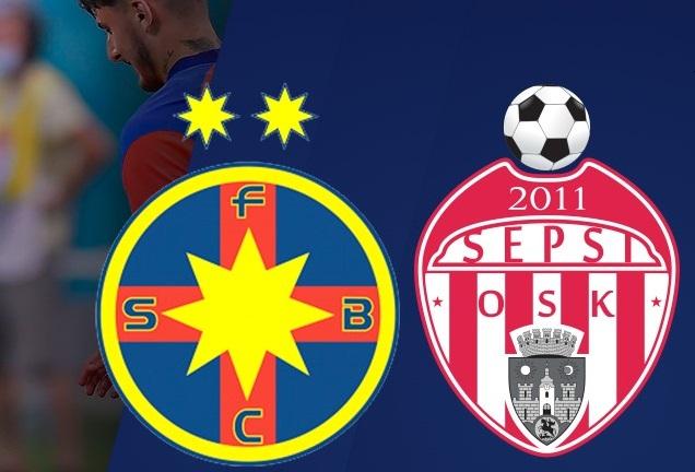 Cine are acces pe stadion la meciul FCSB – Sepsi OSK. Ce reguli trebuie respectate