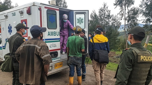 Explozie într-o mină de cărbune din Columbia. Sunt cel puțin opt morți