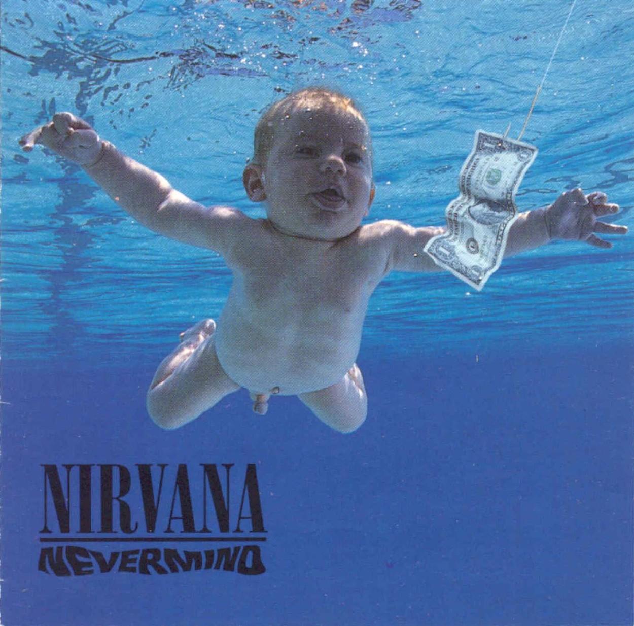 Trupa Nirvana este acuzată de pornografie infantilă pentru coperta albumului
