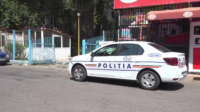 Un polițist din Constanța a fost agresat de un tânăr de 25 de ani. Cum se simte omul legii