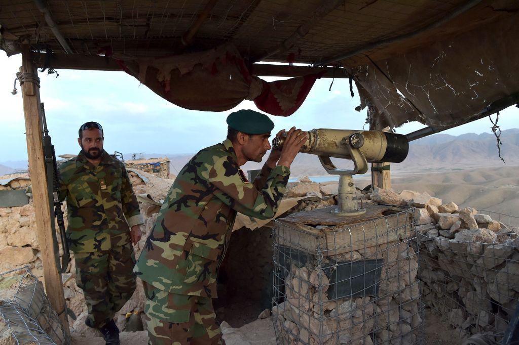 """Cum se vede lupta cu talibanii din perspectiva Armatei Afgane. """"Am fost trădați de președinți"""""""