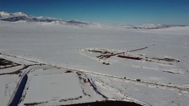 A nins în cel mai secetos loc de pe Pământ