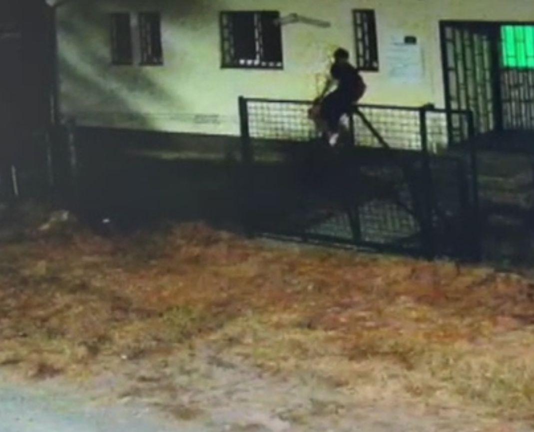 Evadatul de la Urziceni a fost prins. A fost căutat cu elicopterul