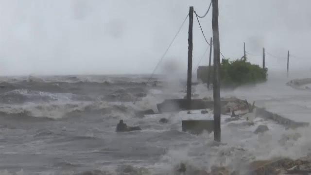 Ida a devenit un uragan de categorie 4 şi se propie ameninţător de statul american Lousiana
