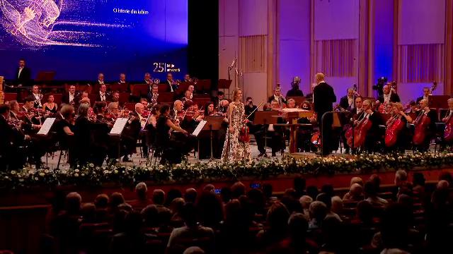 """Surprize la cea de-a 25-a ediție a Festivalului Internațional """"George Enescu"""". Cine a apărut pe scenă"""
