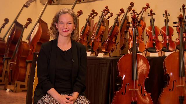 Interviu cu Hilary Hahn, una dintre cele mai apreciate violoniste ale lumii. Ce spune despre România