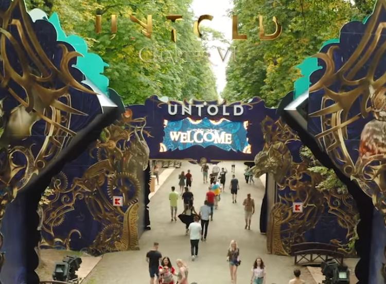 Fanii UNTOLD vor intra la festival doar cu Certificatul Digital Covid sau cu testare antigen