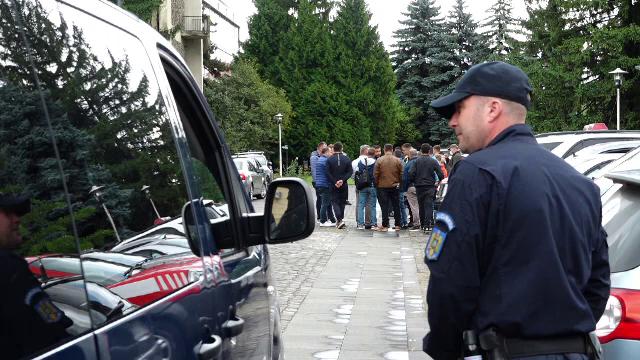 """Protest al localnicilor din Țara Lăpușului din cauza gunoaielor. """"E un mare pericol"""""""