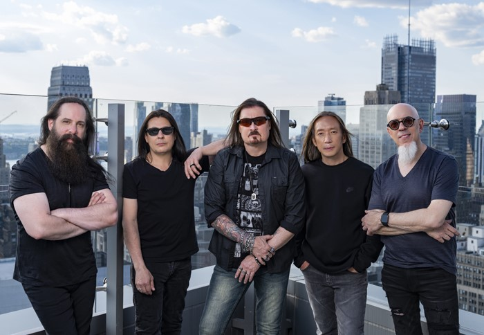 Trupa Dream Theater concertează în București, în 2022, pentru a promova noul album