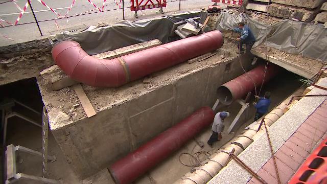 Sute de mii de bucureșteni au rămas fără apă caldă din cauza unei avarii. Ce spune Termoenergetica
