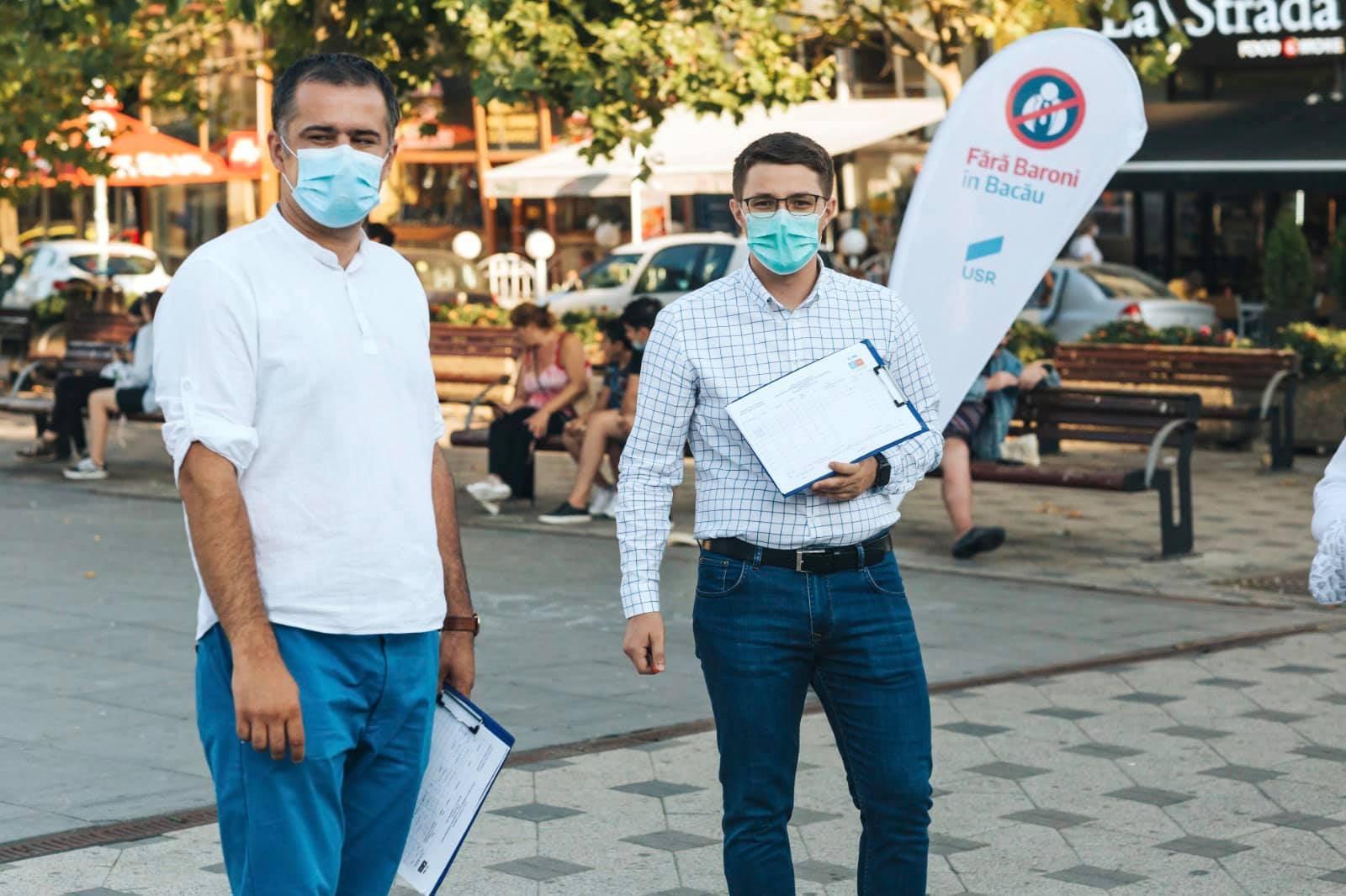 Primarul USR PLUS din Bacău l-a lăsat fără atribuții pe viceprimar, din același partid. Care ar fi motivul