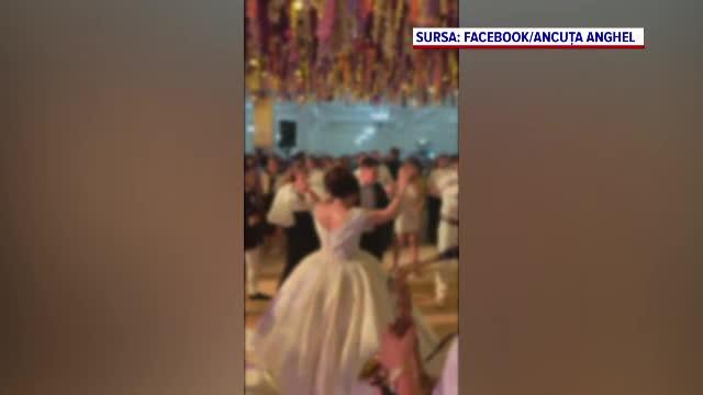 Nuntă cu 1.700 de persoane, în Satu Mare, în plină pandemie. Chiar și primarul a fost invitat