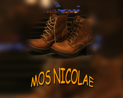 MOS NICOLAE. Mesaje de MOS NICOLAE pentru cei care-si serbeaza ziua de nume