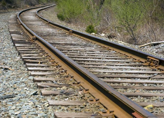 Tren deraiat in Bistrita Nasaud!