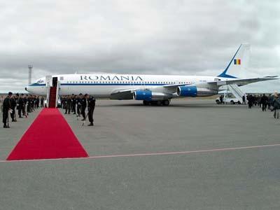 Guvernul va cumpara de 10 mil. euro un avion cu 12 locuri pentru presedinte, premier si demnitari