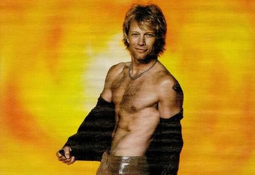 Jon Bon Jovi - secretele unui star rock de 48 de ani