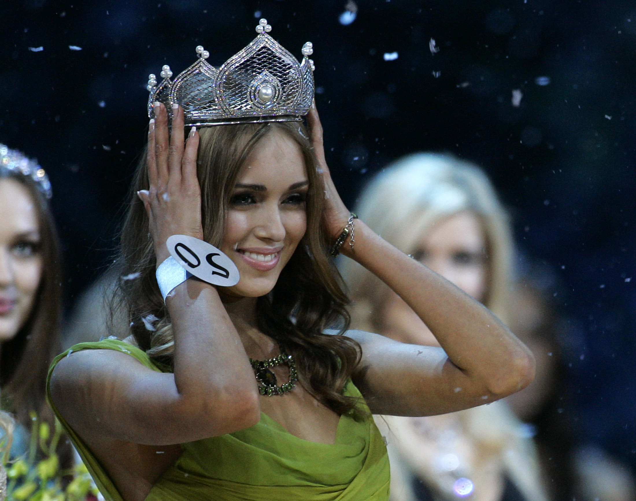 Concurentele Miss World lupta pentru ecologie