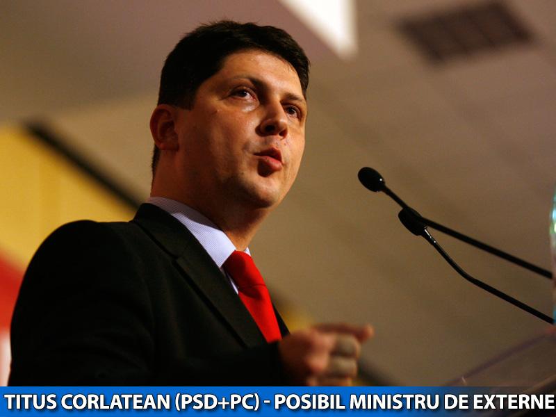 Ministrul Titus Corlatean: Nu sunt de acord cu linia directa cu ambasadele la Cotroceni