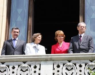 Ziua Regalitatii in Romania. Ceremoniile dedicate zilei de 10 mai incep de astazi prin inaugurarea scolii