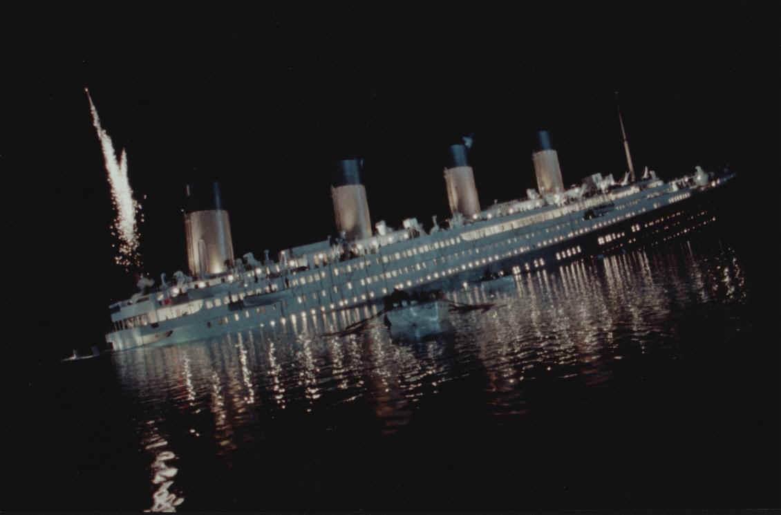 Fantomele de pe Titanic au un loc de intalnire favorit: muzeul din Branson!