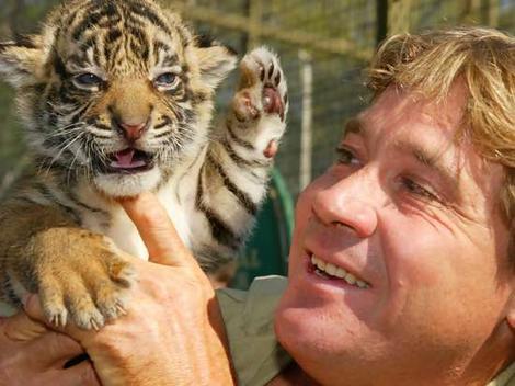 Familia lui Steve Irwin,