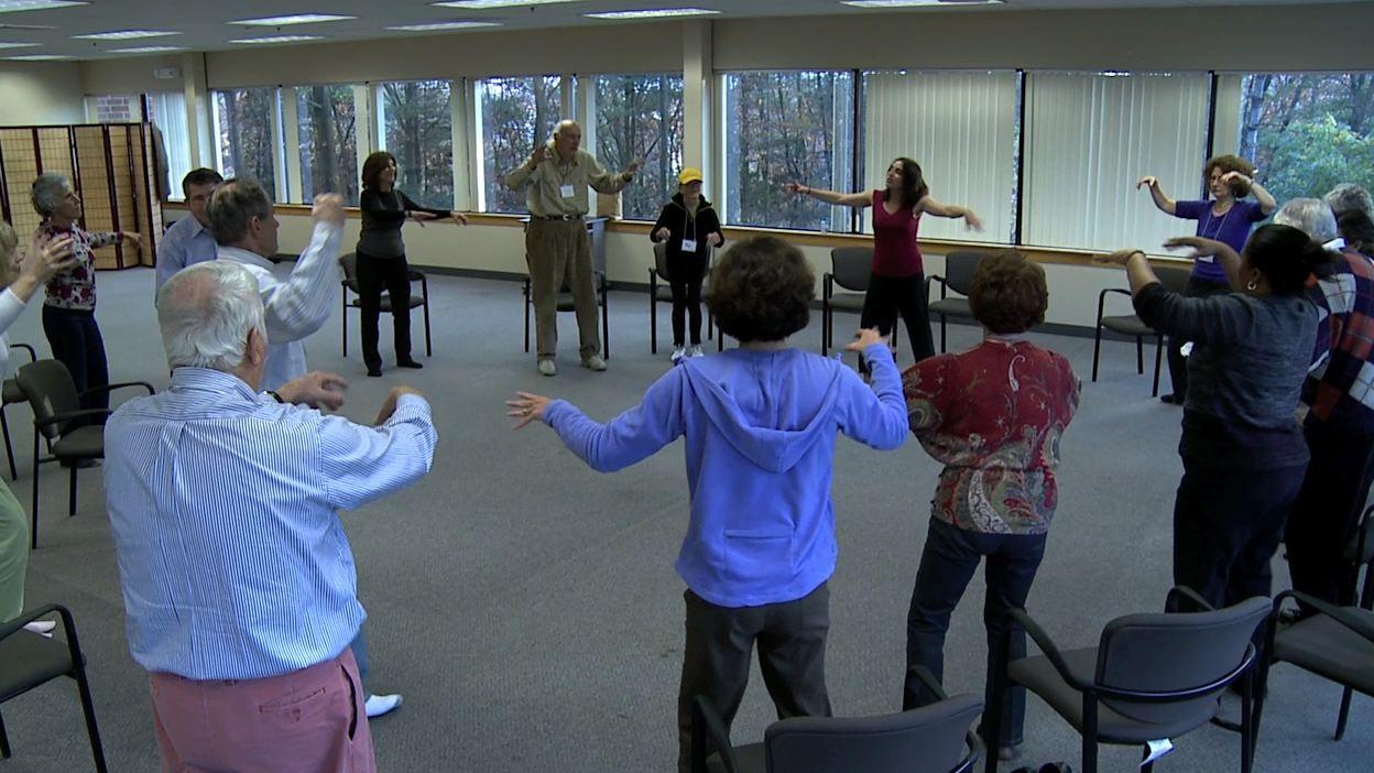 Terapie prin dans pentru bolnavii de Parkinson!