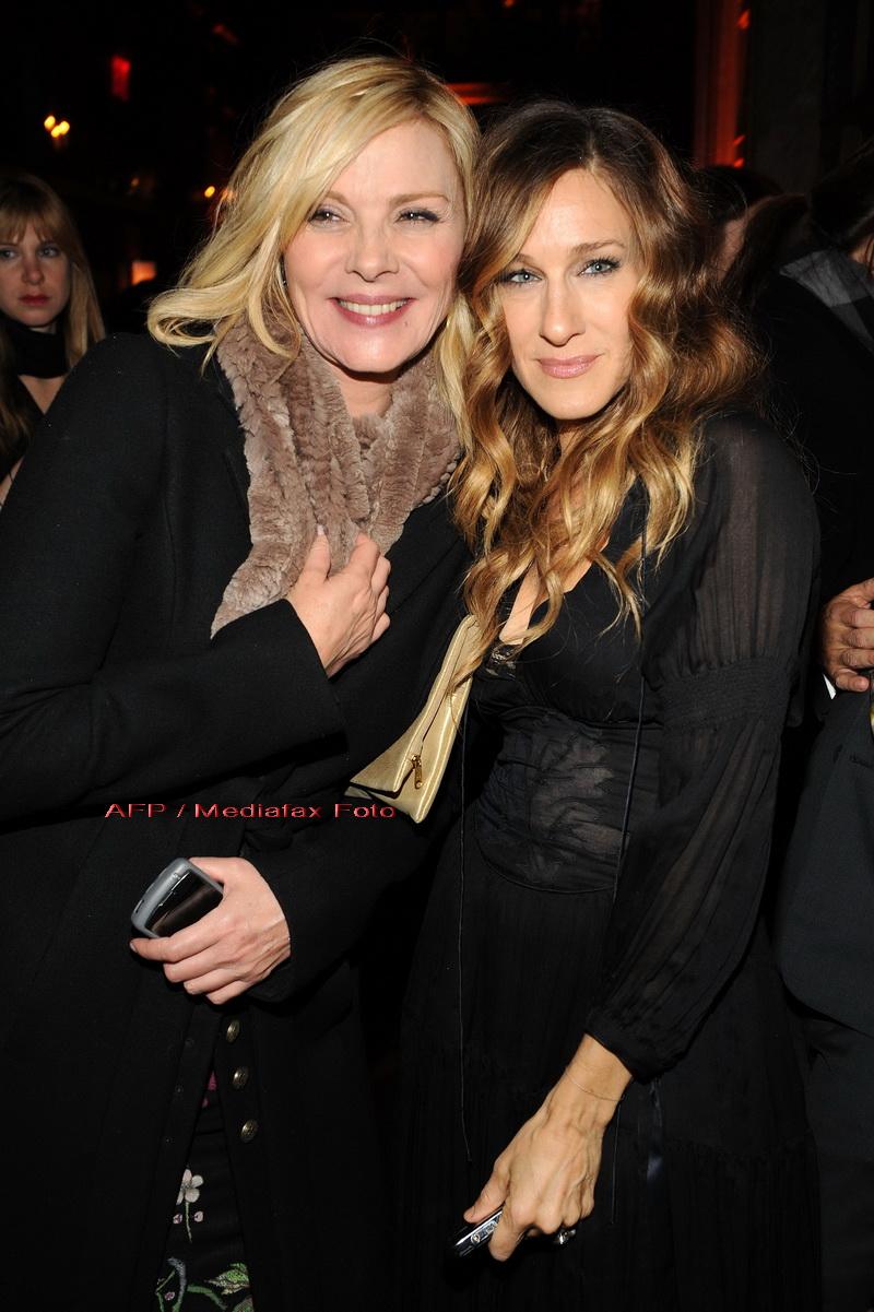 Cine a zis ca Sarah Jessica Parker si Kim Cattrall nu se inteleg?!