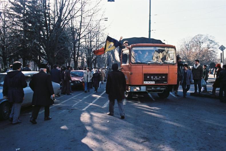20 decembrie '89 – O lupta castigata. Timisoara devine primul oras eliberat de sub regimul comunist