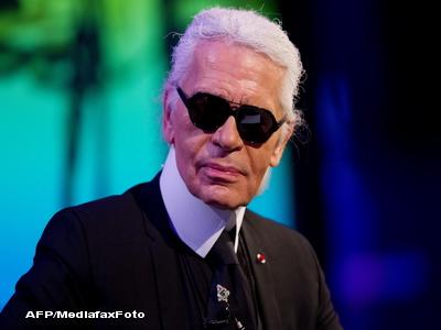 Karl Lagerfeld, designerul Chanel, a murit la vârsta de 85 de ani