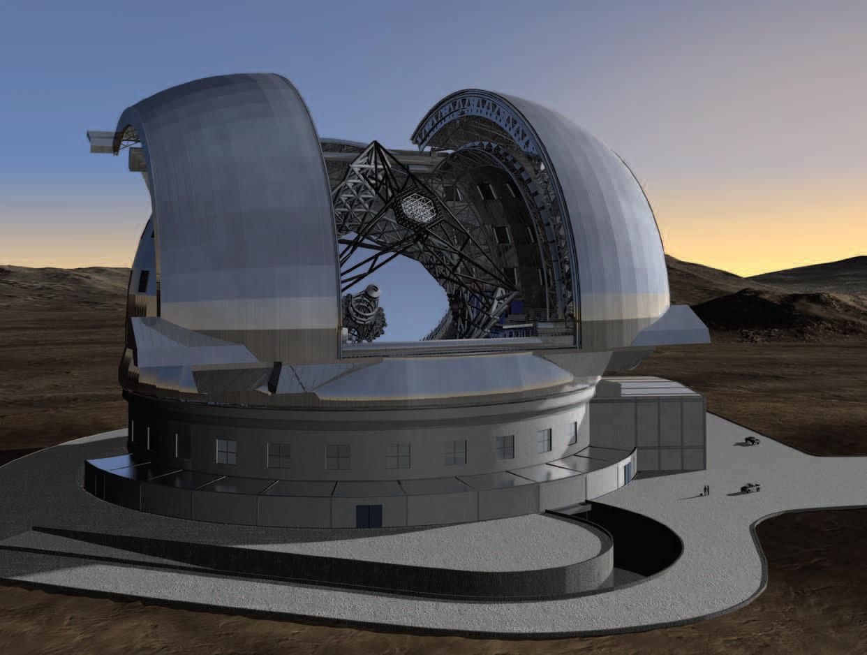Si-a invitat iubita la un observator astronomic. Ce a vazut fata cand s-a uitat prin telescop