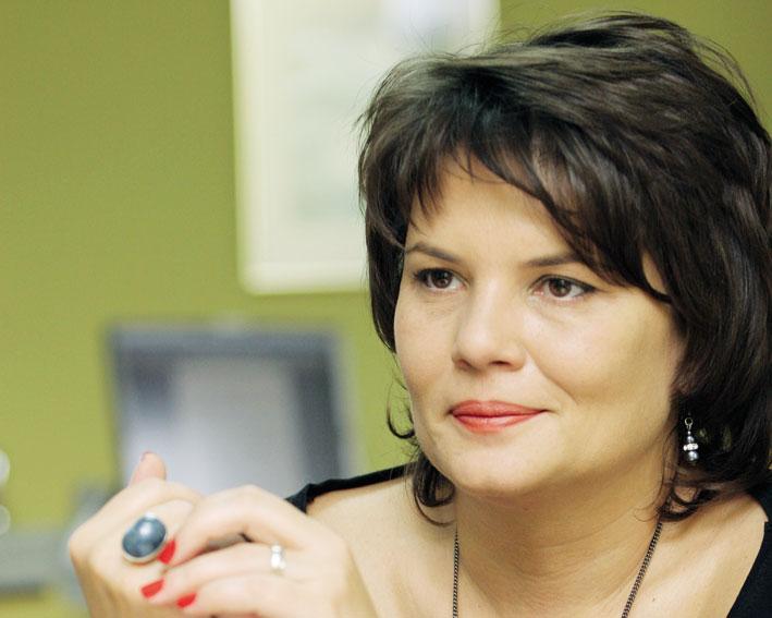 Consilierul prezidential Alexandrina Gatej a demisionat