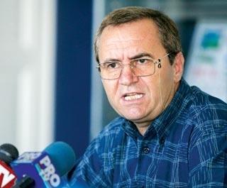 Dinel Nutu, fost Staicu, transferat din arestul din Oradea, in Bucuresti