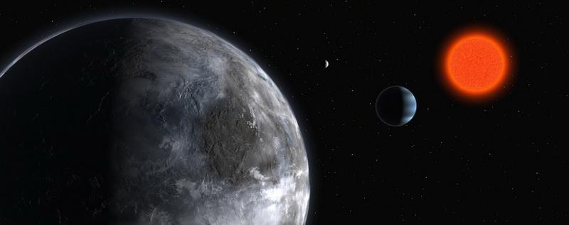 2010, in Spatiu: gauri negre, planete noi, viata extraterestra, mamografii