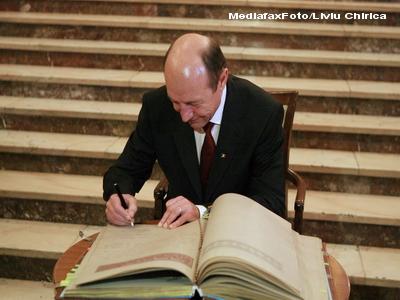 Uioreanu: Basescu sa renunte la trecerea la Parlament unicameral
