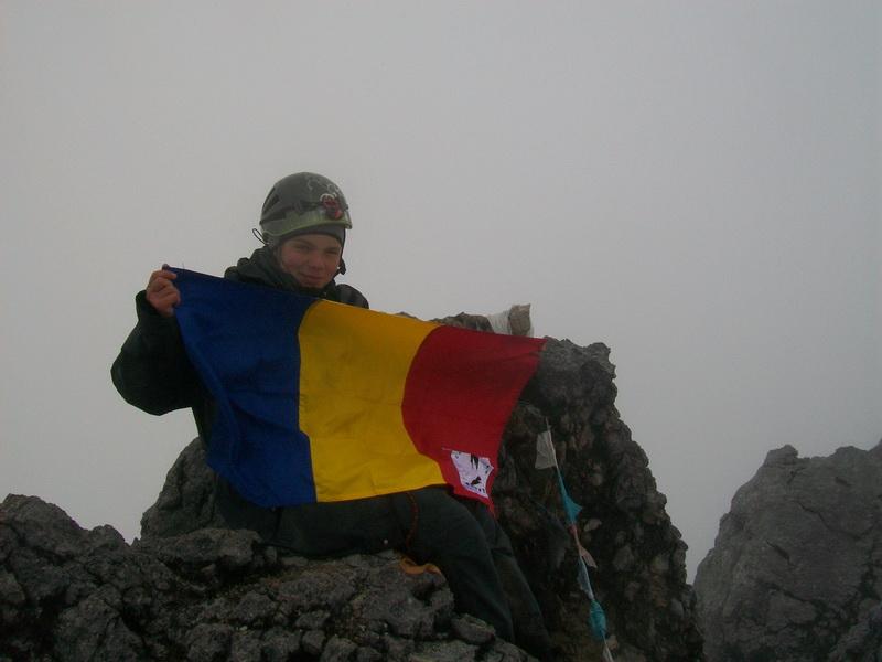 Alpinista romanca Coco, de 16 ani, a stabilit 2 recorduri. Vezi care sunt