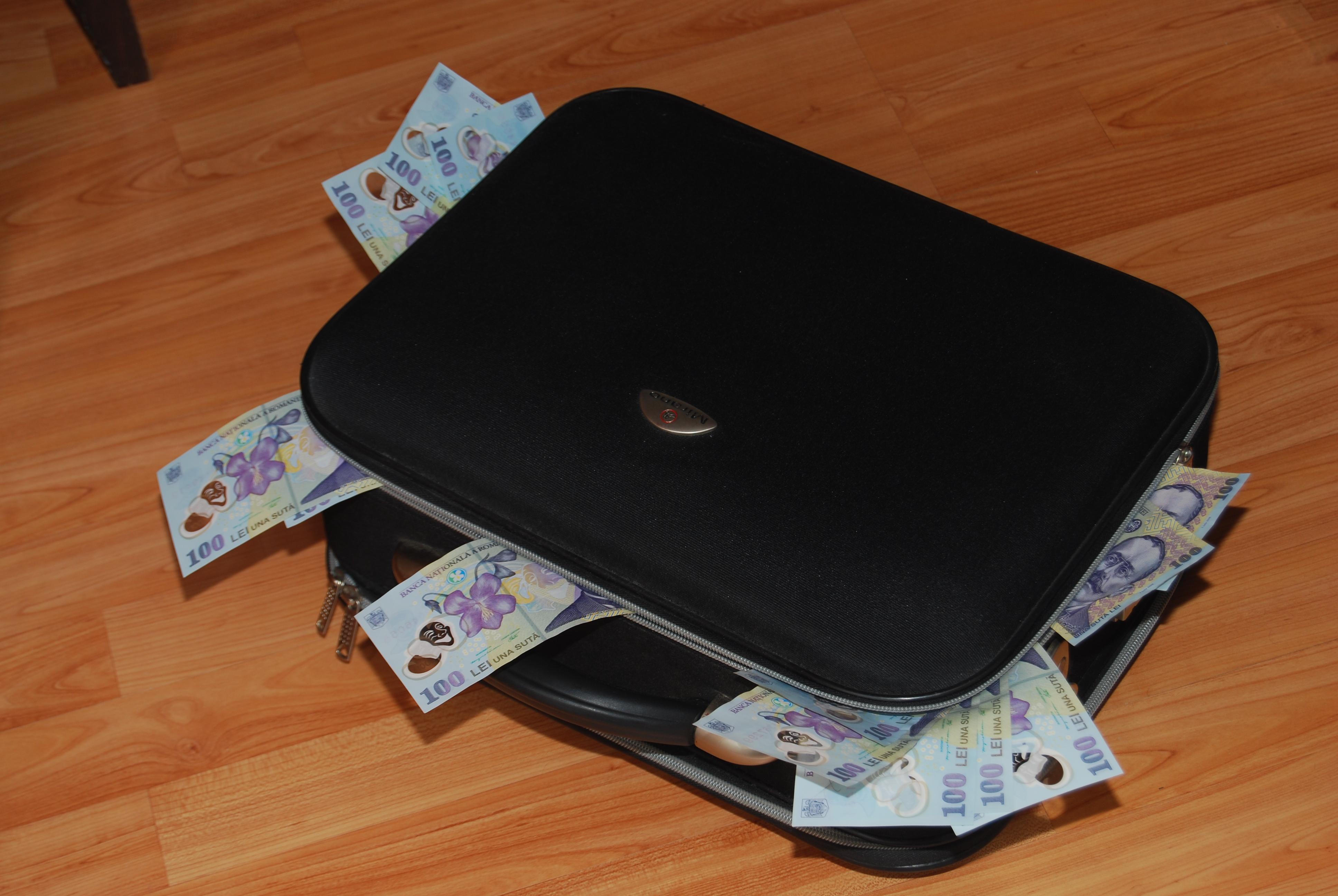Geanta cu bani, uitata intr-un magazin din Timisoara, returnata