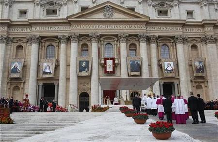 Duminica Floriilor, prilej de sarbatoare si la Vatican
