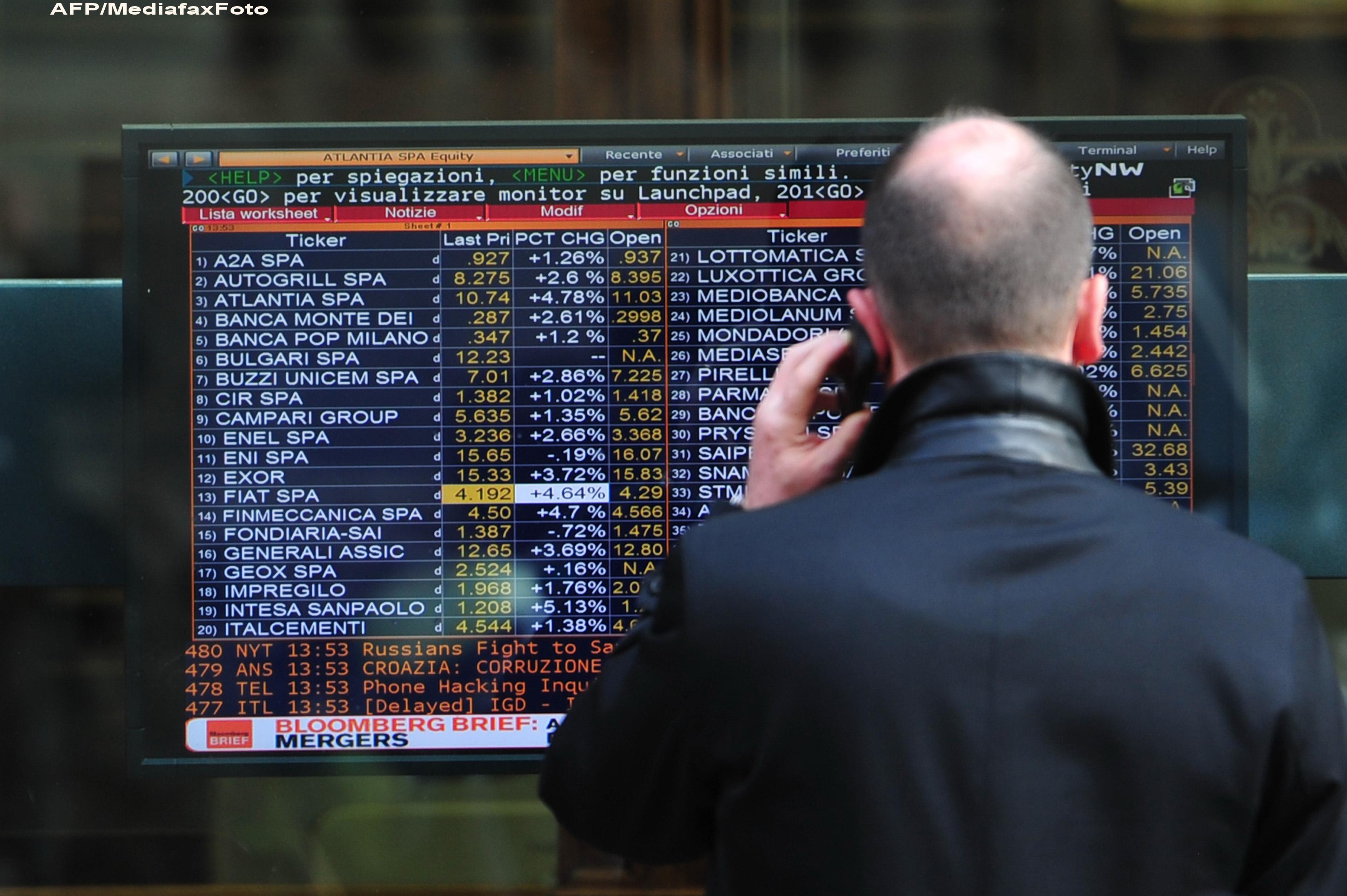 Analiza unui colaps financiar al zonei euro: